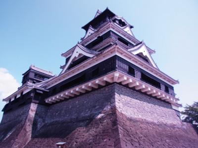 熊本のシンボル、熊本城