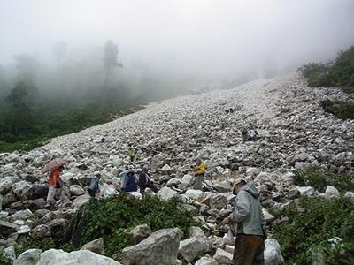Luc Yen 鉱山