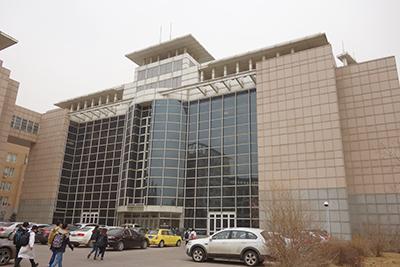 Fig.6–1吉林大学国家超硬材料重点実験室の建物