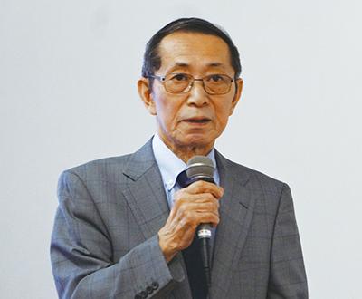 真珠科学研究所所長 小松 博 様