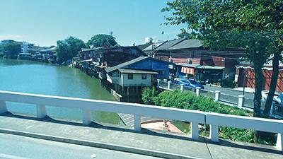 図20–1.川沿いの集落