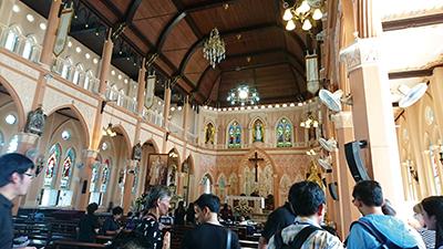 図23–1.チャンタブリ処女降誕聖堂