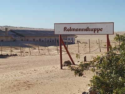 砂漠に埋もれた町コールマンスコップ1