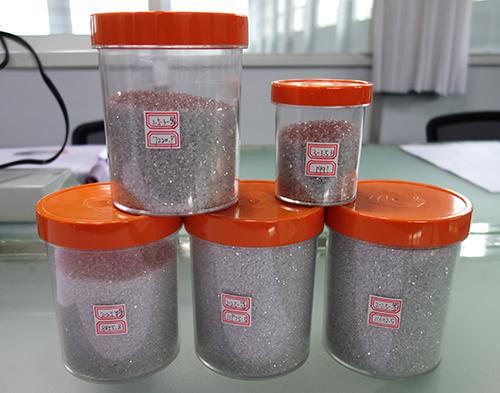 図6:中国大手製造会社の宝飾用合成ダイヤモンド原石 (総計:41,643ct)