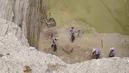図13:グロリアス鉱山(グロリアスジェムス提供)